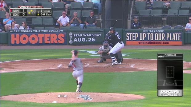 White Sox ringen Twins nieder
