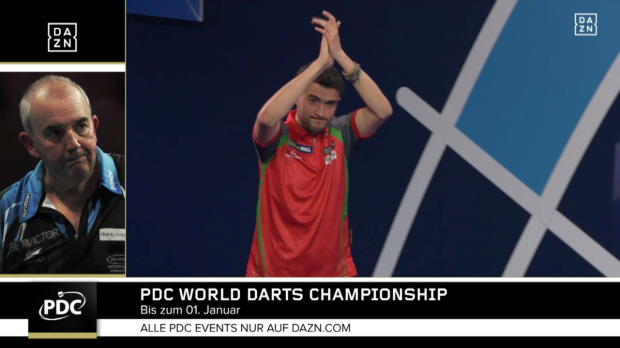 PDC World Darts Championship - Tag 11 Session 2