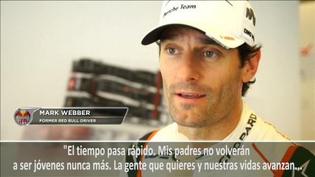 """F1 - Webber: """"Hab�a que pensar en la retirada"""""""