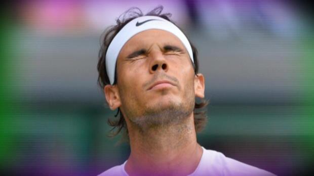 Wimbledon: Sensation! Brown wirft Nadal raus