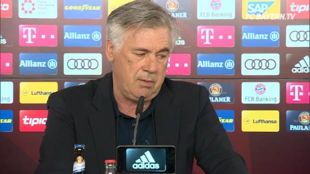 Ancelotti: Pokal-Ko? Übernehme Verantwortung!