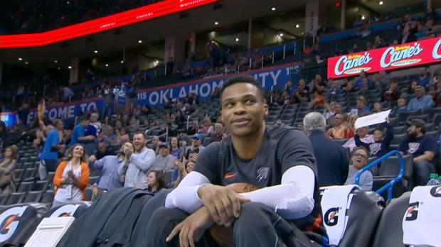 GAME RECAP: Thunder 121, Clippers 113