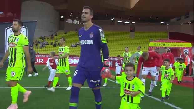 Ligue 1: Monaco - Angers | DAZN Highlights