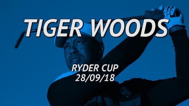 The Best of Tiger Woods ahead of the Ryder Cup
