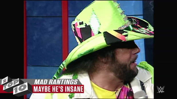 Mad Superstar rantings: WWE Top 10, Dec. 9, 2017