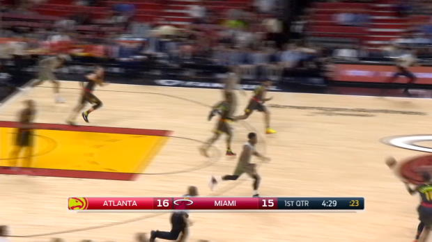 Steal of the Night - Dion Waiters
