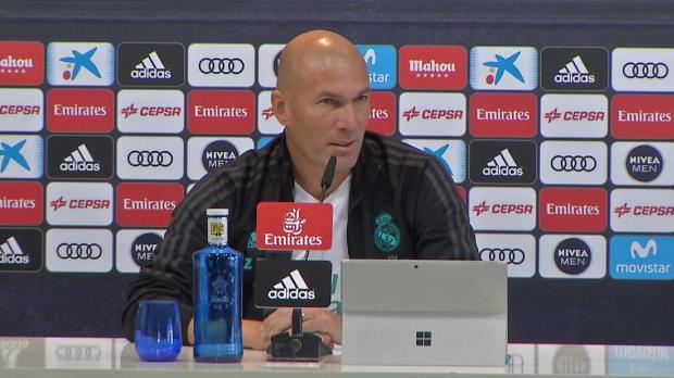 """Zidane: Ramos und Ronaldo? """"Keine Probleme"""""""