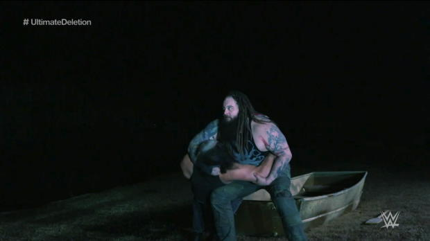 Bray Wyatt's fate is sealed on The Lake of Reincarnation - The Ultimate Deletion: Raw, March 19, 2018: Raw, March 19, 2018