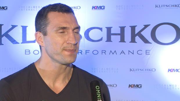 Boxen: Wie Beckenbauer? Klitschko klärt auf