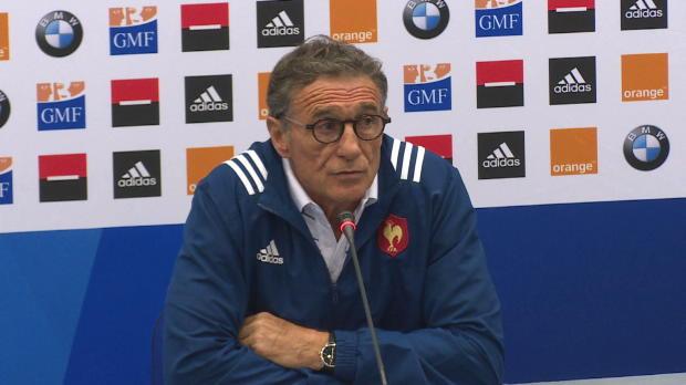XV de France - Novès annonce son XV de départ contre l'Australie