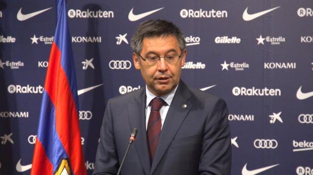SOCIAL: Football: Barca-Präsident: LaLiga-Austritt möglich