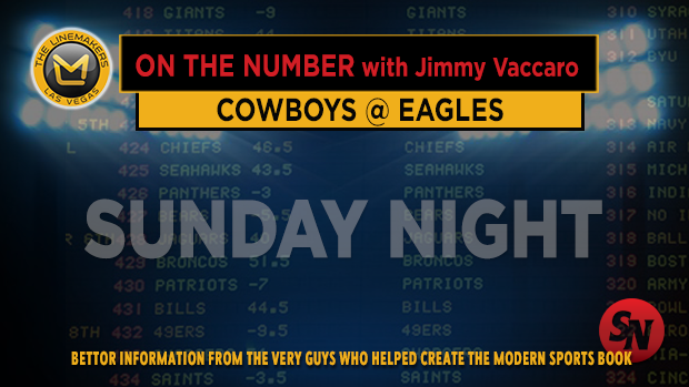 Jimmy V on Cowboys @ Eagles