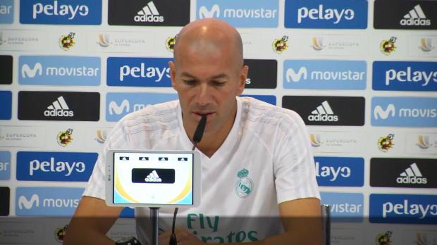 """Zidane: """"Gibt nicht viele Spieler wie Neymar"""""""