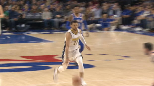 Dunk of the Night: Jamal Murray