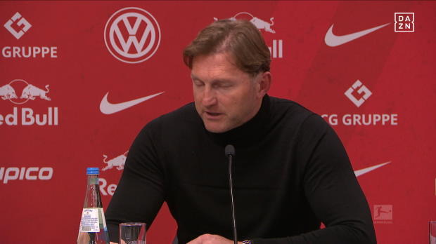 "Hasenhüttl droht: ""Waffe"" Werner bald in Topform"
