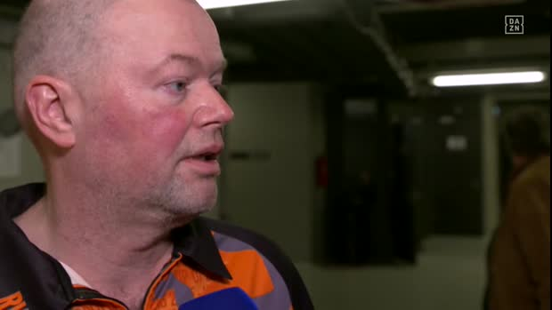 "Raymond ""Barney"" van Barneveld - Abschieds-Interview | DAZN Highlights"