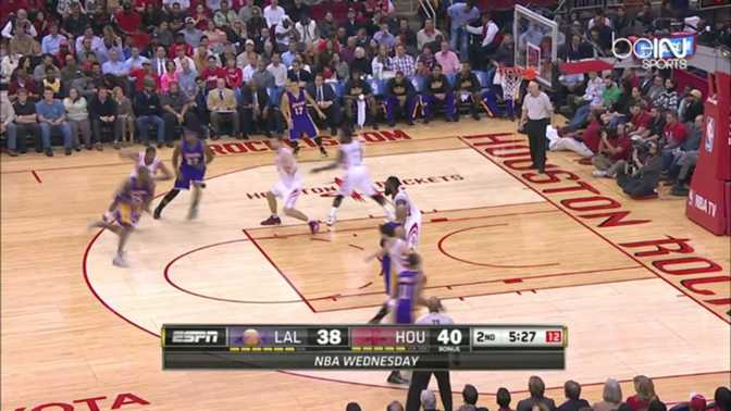 NBA : Lakers 98-92 Rockets