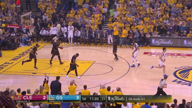 WSC: Highlights: Kevin Durant (39 points) vs. the Cavaliers