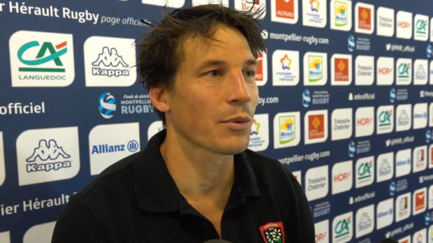 Rugby : Top 14 - 7e j. : Trinh:Duc : ''Beaucoup de déception''