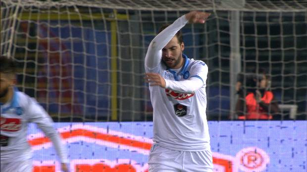 Atalanta 1-1 Napoli, Giornata 09 Serie A TIM 2014/15