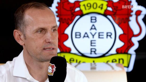 Herrlich: Bayern und Bayer hatten gleiches Manko