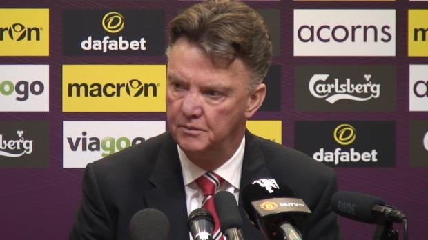 Après six victoires d'affilée, Manchester United n'a pas pu faire mieux que le nul (1-1) chez Aston Villa. Louis Van Gaal est cependant content de la performance de Falcao qui a marqué le seul but de son camp.