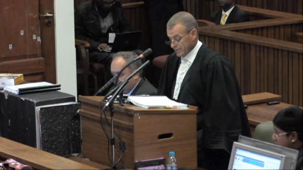 """Pistorius: Anklage: """"Gibt nur zwei Möglichkeiten"""""""
