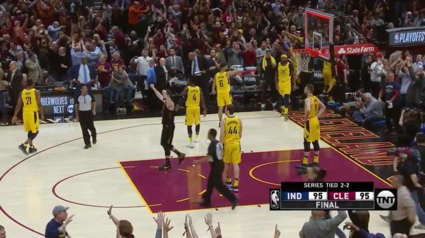 WSC: Der Wahnsinns-Buzzerbeater von LeBron James im Video