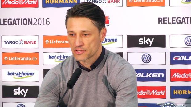 """Kovac: """"Waren klar bessere Mannschaft"""""""