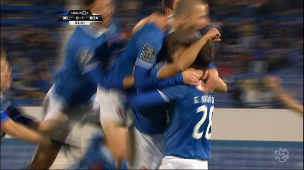Ferreiras Fernschuss a la Roberto Carlos