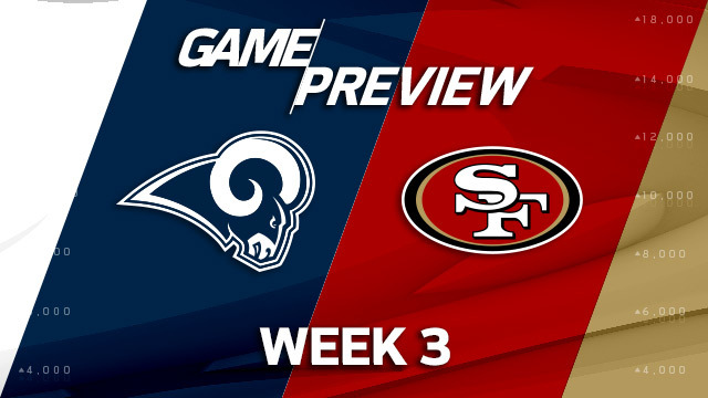 Los Angeles Rams vs. San Francisco 49ers preview | 'NFL Playbook'