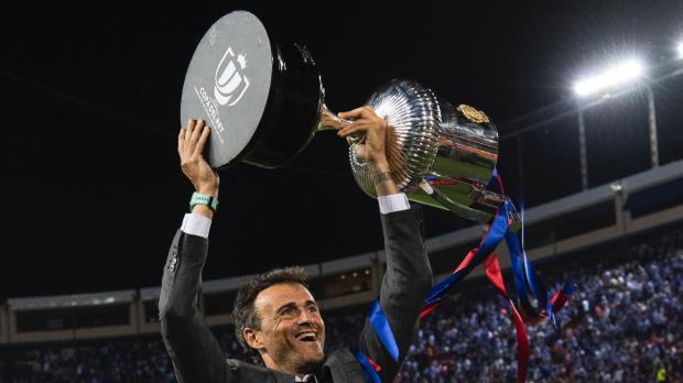 Spanien: Luis Enrique neuer Nationaltrainer