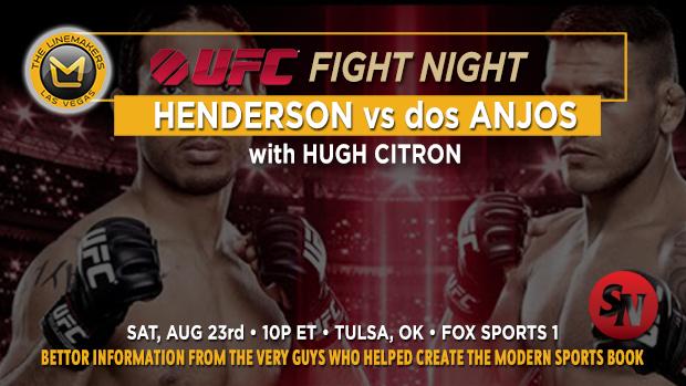UFC Fight Night Henderson vs. dos Anjos