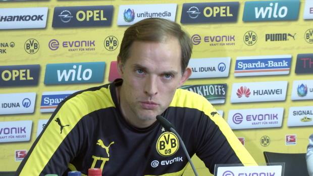 VfB-Coach Wolf? Tuchel mit Lobeshymne