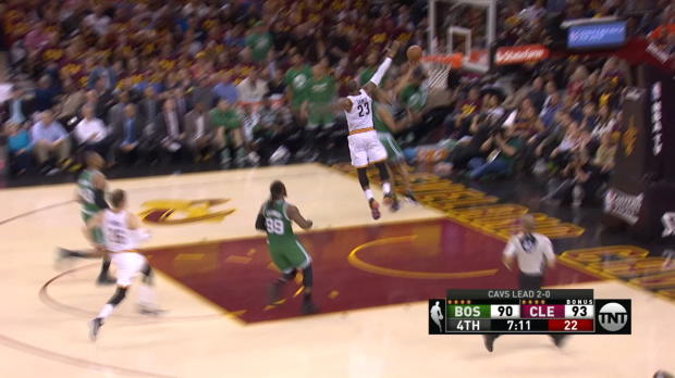Steal of the Night - Avery Bradley
