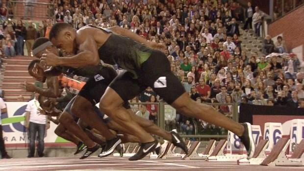 Ligue de diamant - Coleman signe le meilleur 100m de l'année