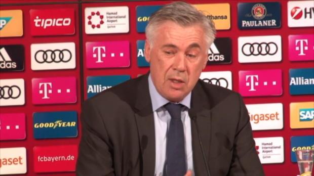Ancelotti zu Napoli: So lief seine Bayern-Zeit