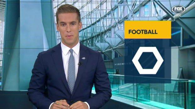 Socceroos line up new striker