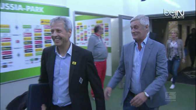 Bundes : M'Gladbach 1-1 Stuttgart