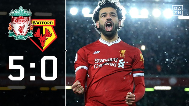 Liverpool - Watford neu