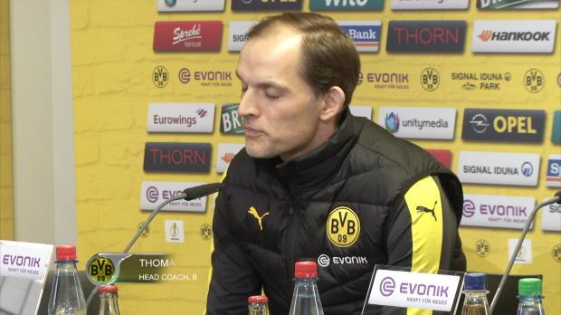 "1:4 gegen FCB? Tuchel: ""Chancenlos, aber ..."""