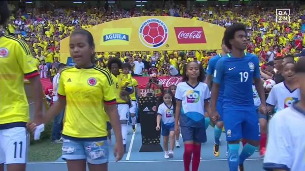 Kolumbien - Brasilien