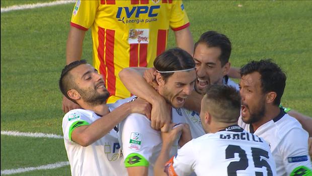 Cesena 4-1 Benevento, Giornata 38 Serie B ConTe.it 2016/17