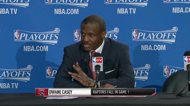 Raptors vs. WIzards Presser Recap