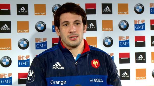 VI Nations - XV de France : Lamerat : ''Une petite récompense''