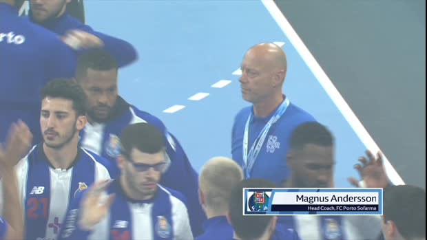 EHF Cup: Holstebro - Porto | DAZN Highlights