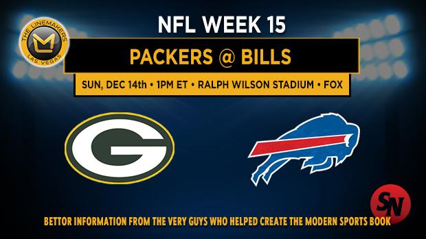 Green Bay Packers @ Buffalo Bills