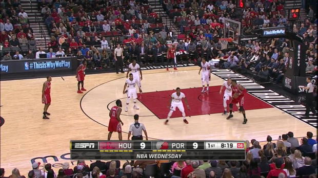 WSC: Highlights: Dwight Howard (28 points) vs. the Trail Blazers, 2/10/2016