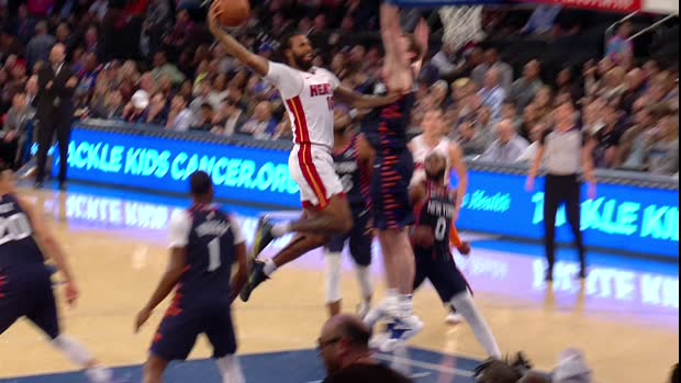 Dunk of the Night : James Johnson