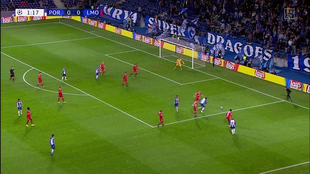 UEFA Champions League: FC Porto - Lok Moskau   DAZN Highlights